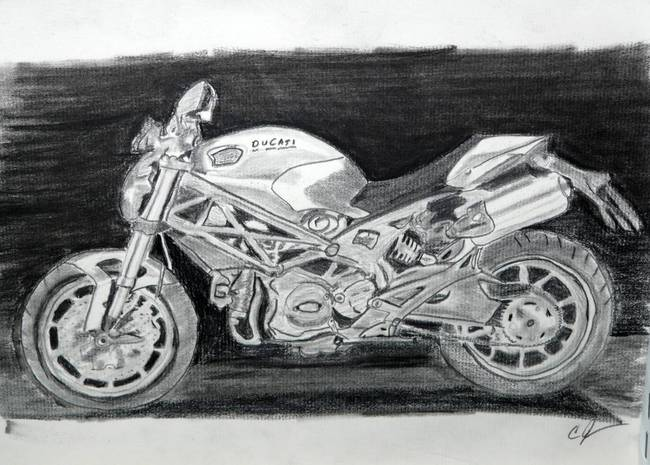 Stunning Ducati Drawings And Illustrations For Sale On Fine Art Prints