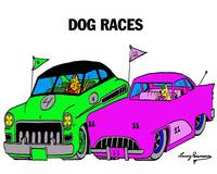 dog races copy