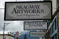Skagway Signs