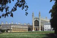 King's College Chapel, Cambridge, England