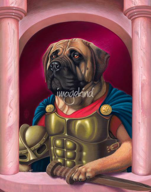 Mastiff- The Gladiator