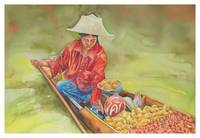 Floating market II