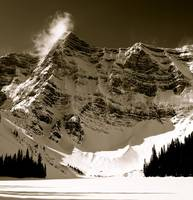Mount Sarrail and Rawson Lake, Kananaskis, 2008