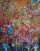Enchanted Garden : Bird Watchers by Kristen Stein