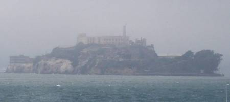 Misty Rock: Alcatraz