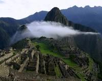 Macchu Picchu by Anne Harai