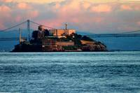 Alcatraz Lighthouse, San Francisco Bay