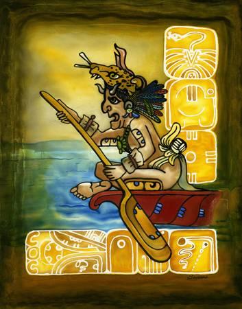 Jaguar Paddler God