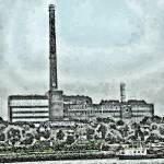 """Industrial Rhine"" by billbarber"