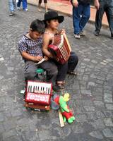 Argentina Street Performers