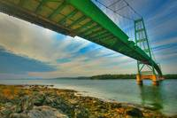 Deer Isle-Sedgwick Bridge, Maine