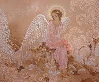 Angel at the origin