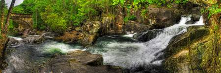 Little Crystal Creek Swimming Holes