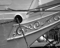 Bow of Schooner: Graphic Series I