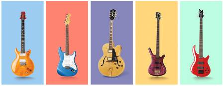 Classic Electric Guitars