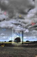 Dreamscape I by Cynthia Burkhardt