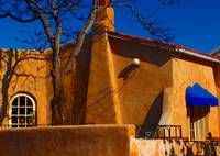 Santa Fe Cafe, New Mexico
