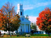 CT Fall Foliage @ Prayer