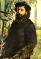 Portrait of the Painter Claude Monet