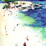 """""""Sunny Day At The Cove, La Jolla California"""" by RDRiccoboni"""