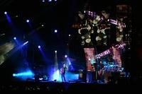 Muse at Lollapalooza 2007