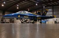USN Blue Angel #7 F/A-18 Hornet