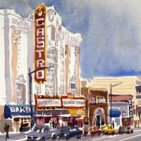 """Castro Theater"" by WilliamDunn"