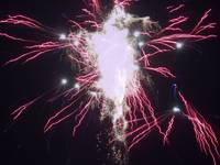 Electric Fireworks