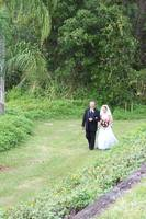 Outdoor Wedding Aisle