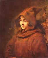 Portrait of Titus as Monk