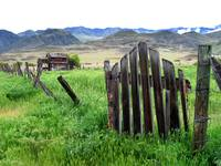 Spring at the Circle C Ranch in Hells Canyon