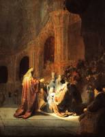 Simeon in the Temple 1