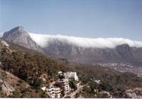 Table Mountain with Table Cloth