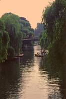 Punting on the Cam by Priscilla Turner