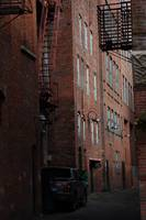 Downtown Alleyway