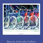 """Bicycles poster by RD Riccoboni"" by RDRiccoboni"