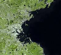 Boston and Massachusetts Bay, Massachusetts