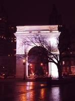 Arch at Washington Square Park