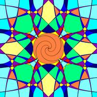 Trigonometric Flower of Life 3