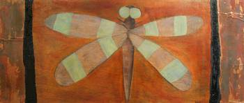 The Bug Eye Dragonfly