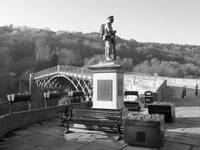 Ironbridge Shropshire.