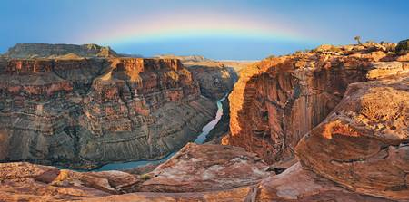 Morning at the Grand Canyon