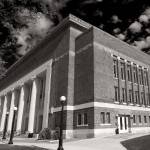 Hill Auditorium by James Howe