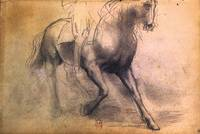 Study from Van Dyck's  Equestrian Portrait