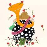 Miss Tuba Prints & Posters