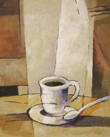 Cup of Coffee by Lutz Baar