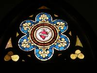 Immaculate Heart Stained Glass