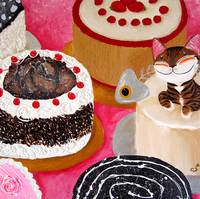cat-art-by catmasutra-Just Desserts