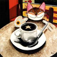 cat-art-by-catmaSutra-Lucky Star