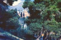 View of Church at Daphni, Greece, Spring 1960